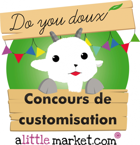 customisation biquette chavrou