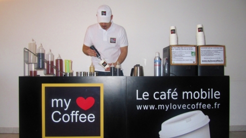 stand interieur my love coffee